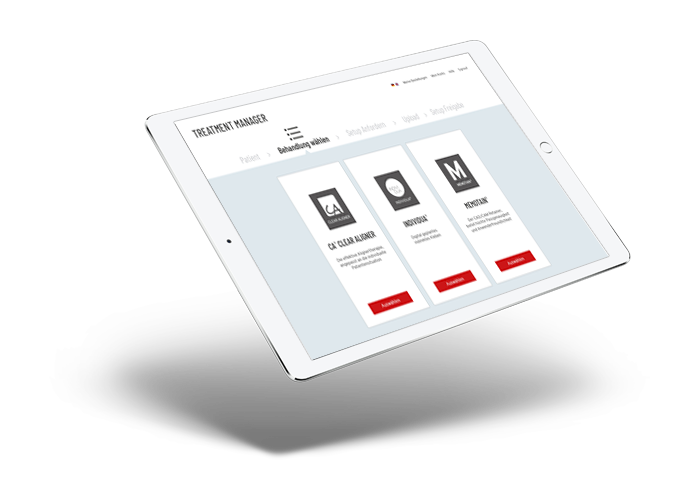CA Webshop System